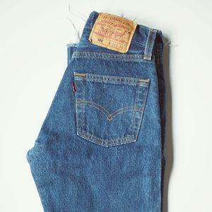 Vintage Levis Jeans Size 23